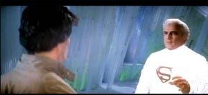 Marlon Brando (Jor-El), en la versión de Donner