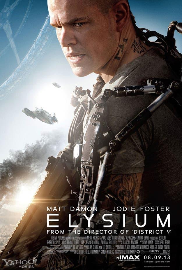Poster de Elysium