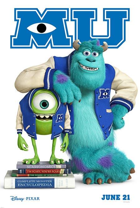 Monstruos University Box Office USA