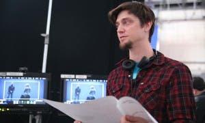 Andy Muschietti, director de 'Mamá', en el rodaje