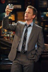 Neil Patrick Harris interpreta a Barney