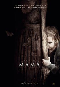Cartel de 'Mamá'