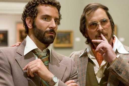 Christian Bale y Bradley Cooper