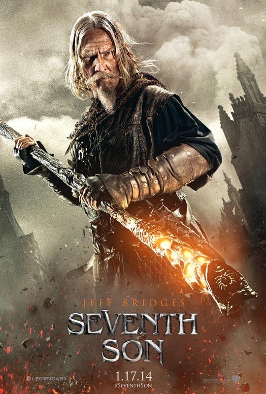 Poster de El septimo hijo