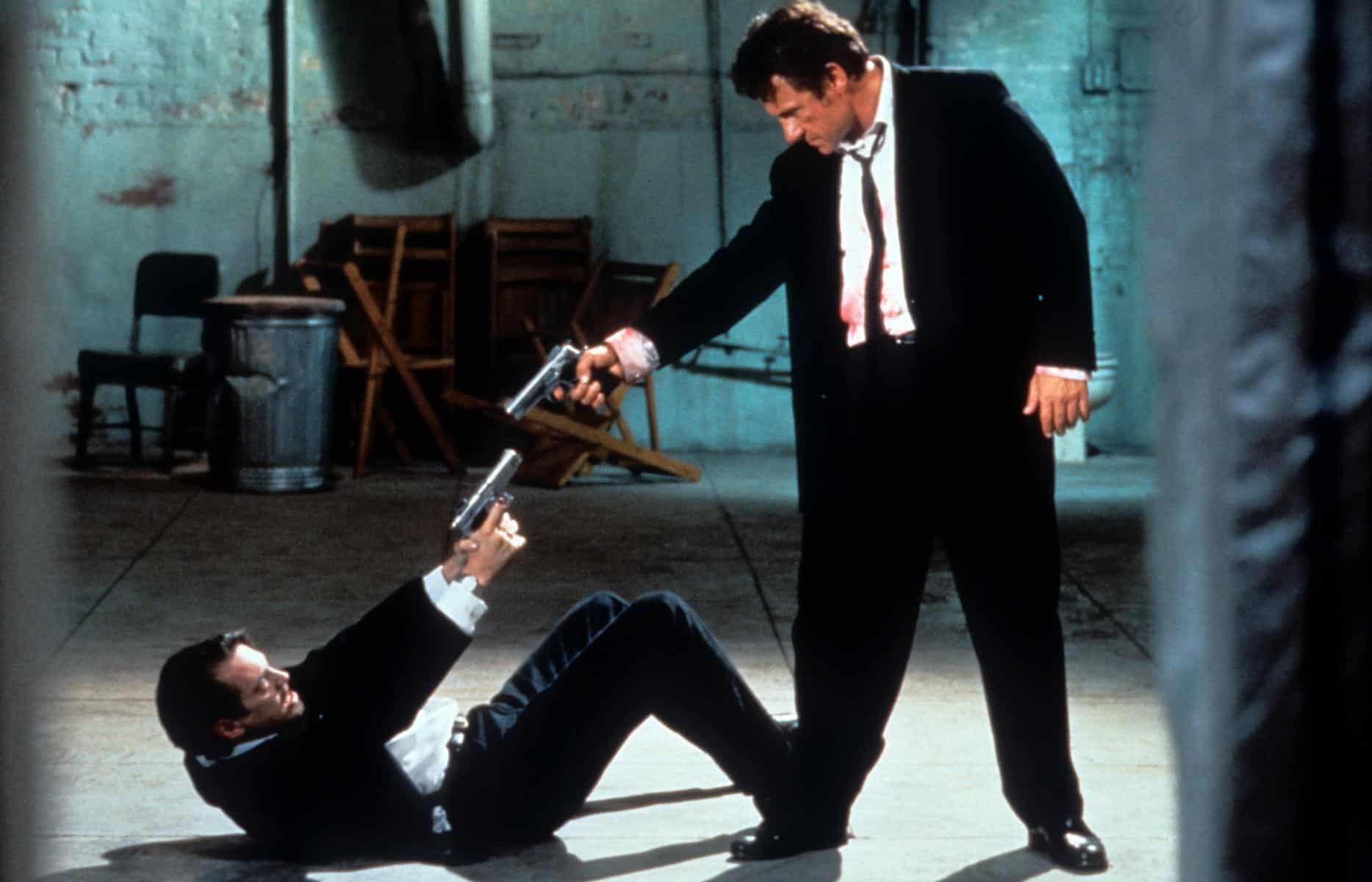 Películas de Atracos: Cuando las estrellas cometen los robos. Reservoir Dogs