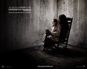 Wallpaper oficial de 'Expediente Warren. The conjuring'