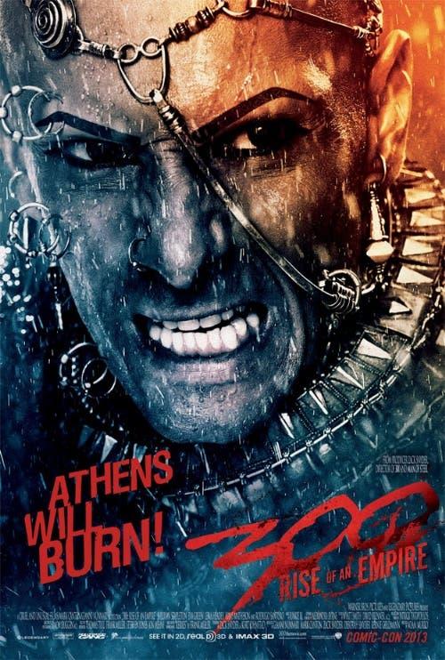 Póster de Xerxes en 300: El origen de un imperio