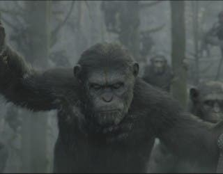 Panel de 'Dawn of the Planet of the Apes' en la Comic Con de San Diego