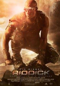 Nuevo poster de RIDDICK