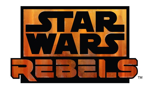 Logo oficial de 'star wars rebels'