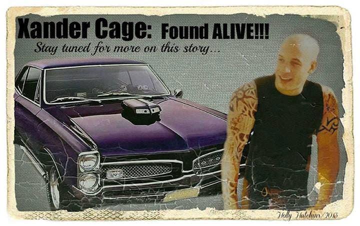 Vin Diesel será Xander Cage?