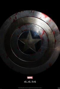 Teaser poster de Capitán América: El soldado de invierno