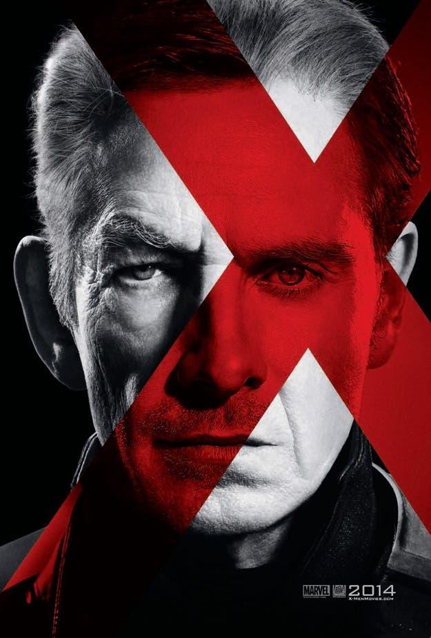 Poster de Magneto de X-men: Días del Pasado futuro pasado