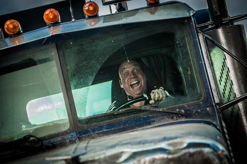 Paul Giamatti en The Amazing Spider-man 2