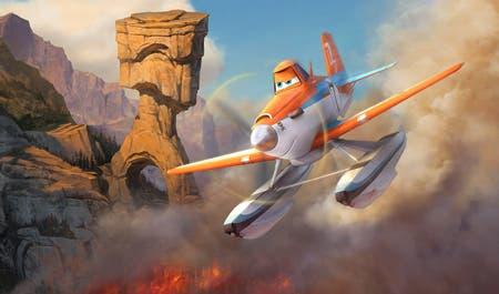 Aviones. Equipo de Rescate