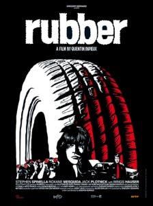 Cartel de 'Rubber', de Quentin Dupieux