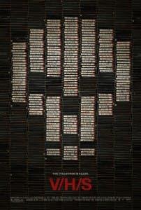 Cartel del filme de terror 'VHS'