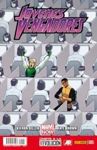 'Jóvenes Vengadores'