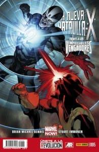 La nueva Patrulla-X