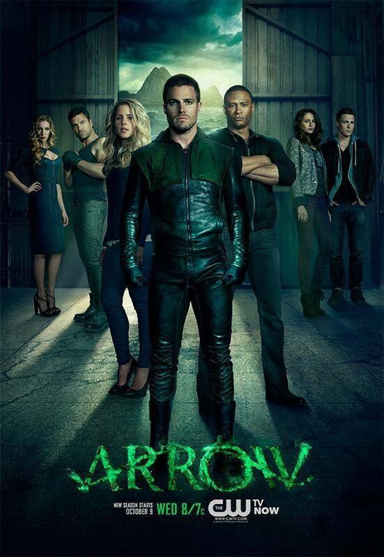 Poster de Arrow 2