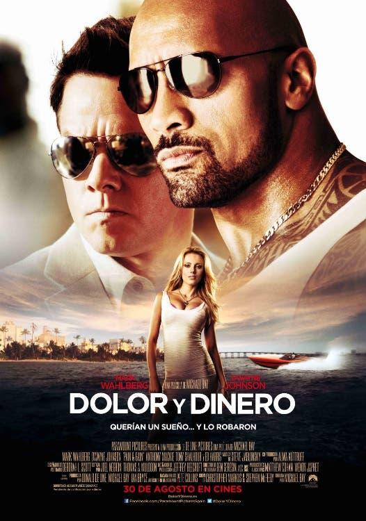 Poster de Dolor y Dinero
