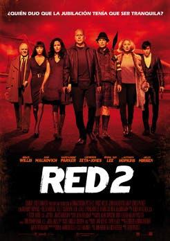 Poster final de RED 2