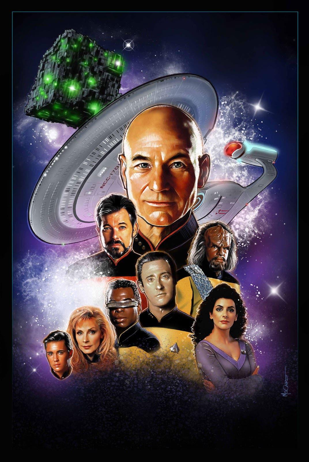 Star Trek Mo Caro