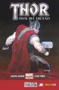 'Thor, dios del trueno'
