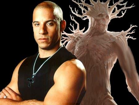 Vin Diesel sera Groot