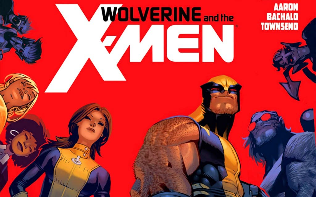 Wolverine-and-the-X-Men-Issue-1-Cover-Banner-Marvel-Comics-Trinity-Comics-Review