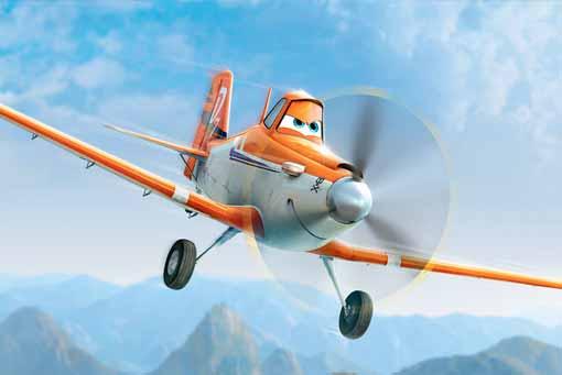 Aviones (Planes)