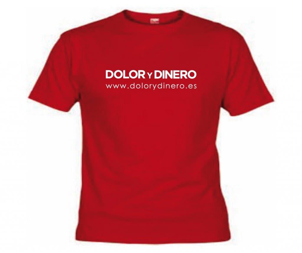 camiseta chico Dolor y Dinero