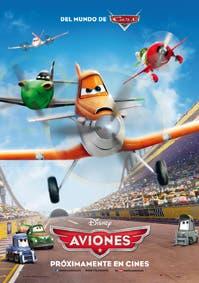 Poster de Aviones