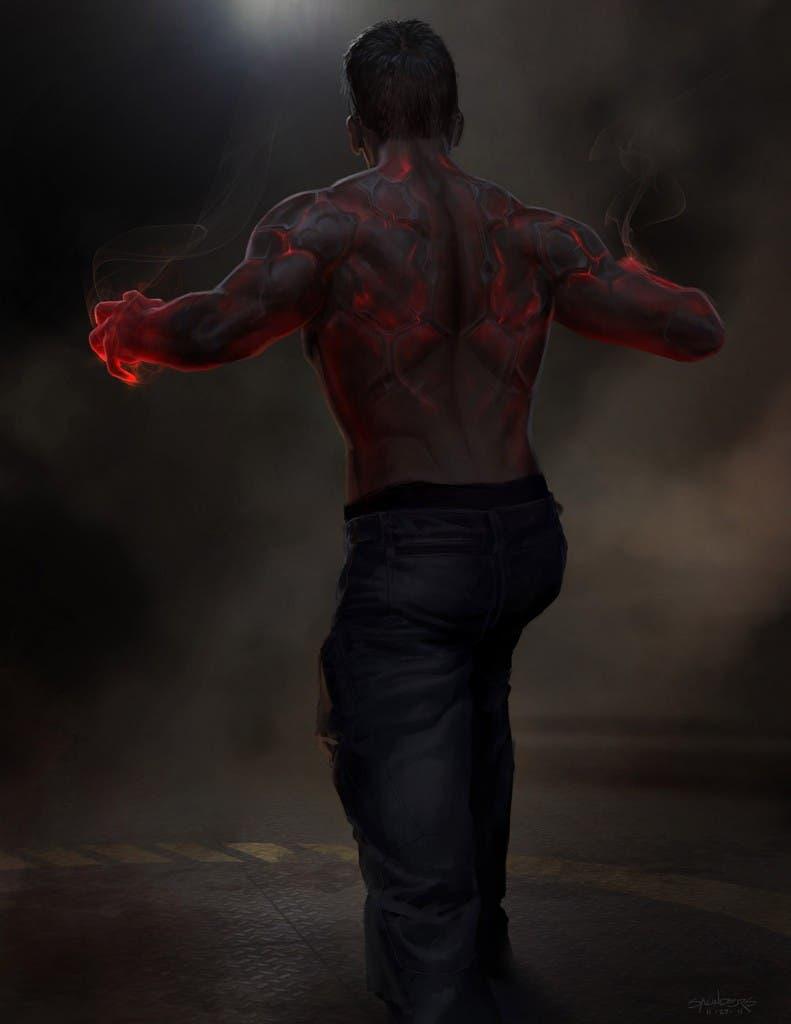 Savin Extremis Concept Iron man 3