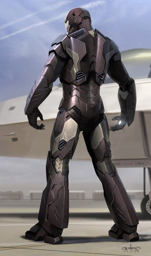 """Sneaky"" Stealth Suit Concept"