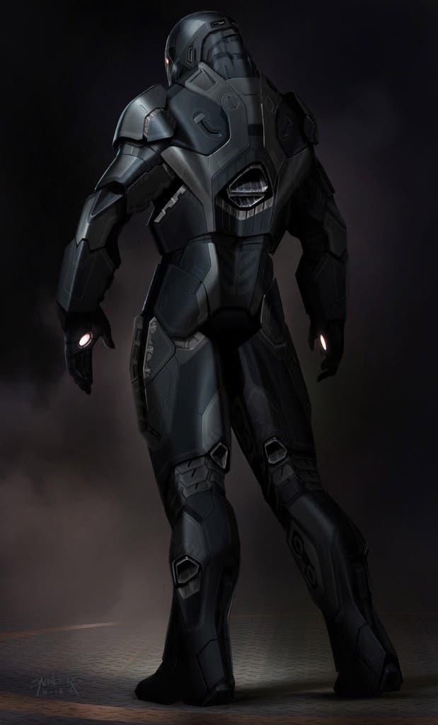"""""""Shotgun"""" Hypervelocity Suit Flying"""