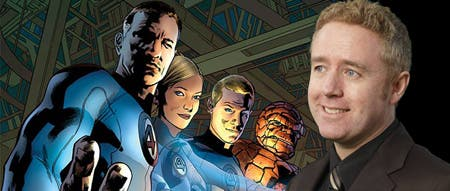 Fantastic Four Mark Millar