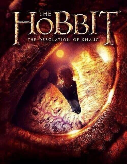 Poster de El Hobbit: La desolación de Smaug