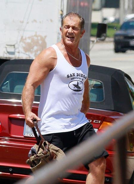 Mel Gibson se pone cachas para Los Mercenarios 3