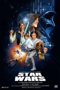 Poster de Mo Caro Star wars