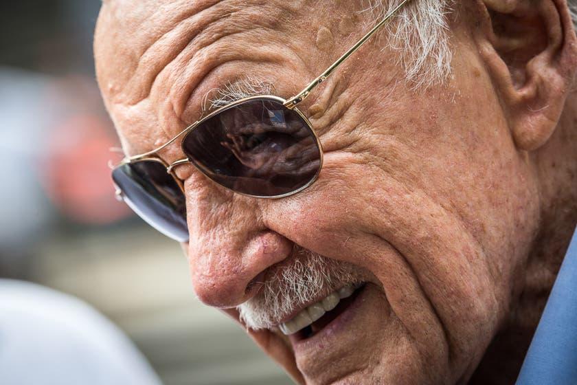 Stan Lee en The Amazing Spider-man 2
