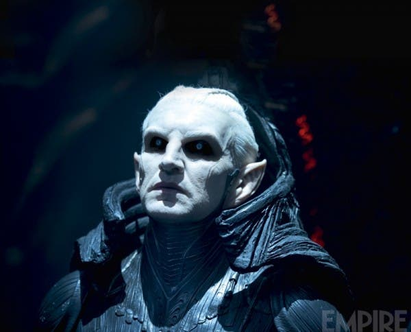Christopher Eccleston en Thor: El mundo oscuro