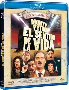 Caratula de El sentido de la vida de los Monty Python