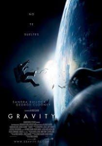 Cartel español de 'Gravity'