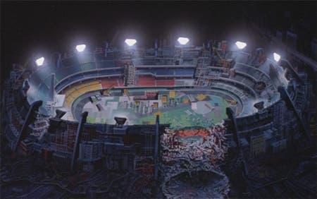 Estadio Olimpico Akira
