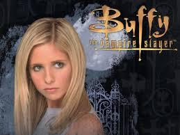 Wallpaper de la serie de finales de los 90 'Buffy Cazavampiros'