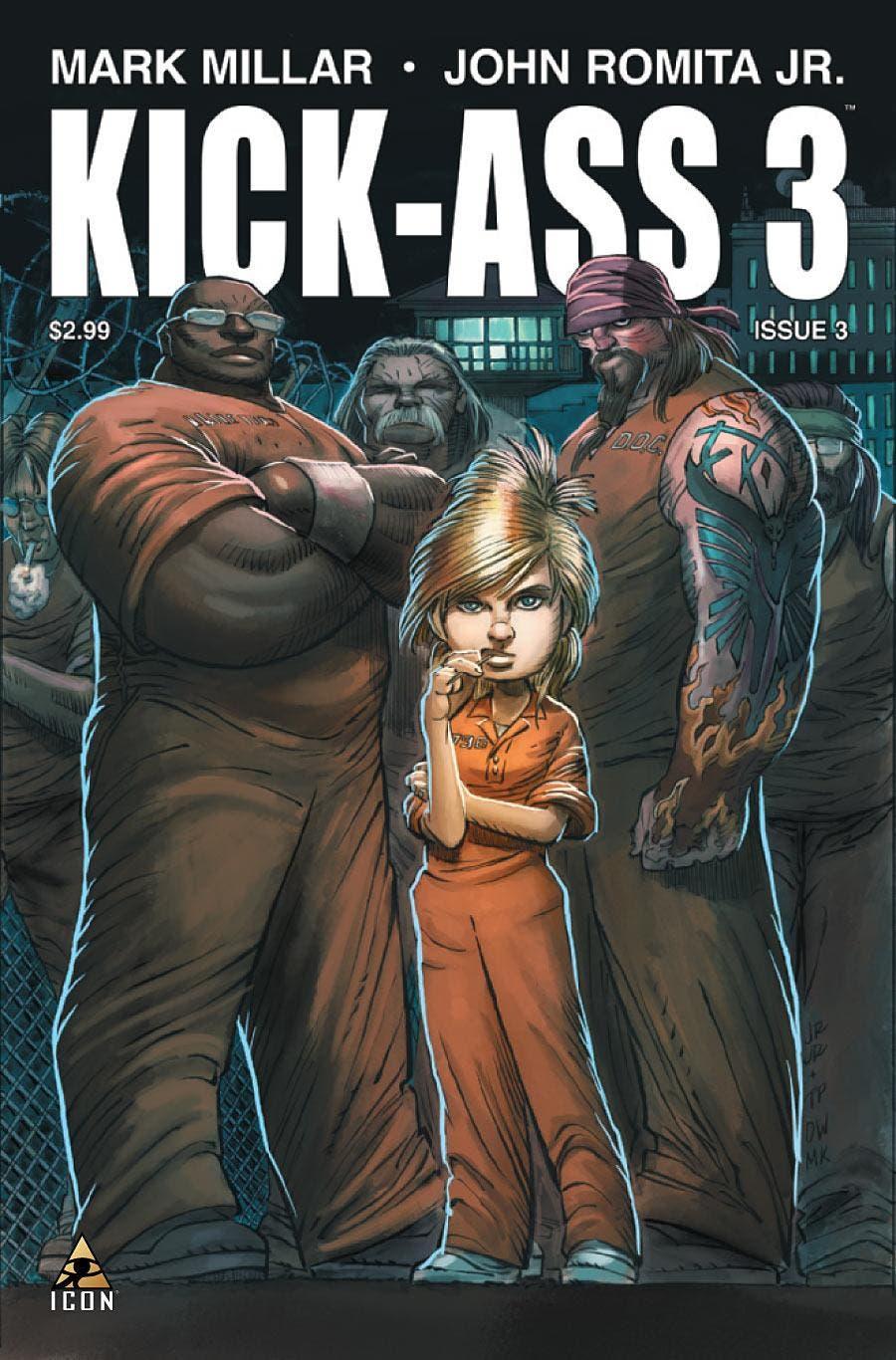 KICKASS 3 portada