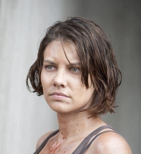 Lauren Cohan es Maggie Greene