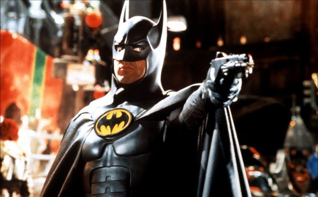 Michael Keaton, el Batman de Tim Burton