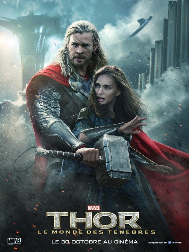 Nuevo poster de Thor el mundo oscuro